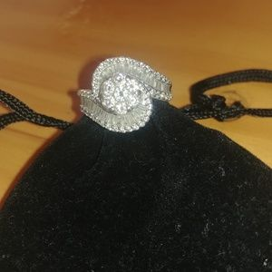Jewelry - Diamond wedding ring